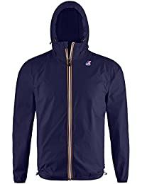 K-Way Le Vrai Claude 3.0 Jacket Medium Navy