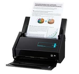 Fujitsu ScanSnap iX500 Dokumentenscanner inkl. Corel WINZIP 21 PRO (600dpi, WLAN, USB 3.0, Abbyy PDF Finereader MAC/WIN) ohne Nuance Power PDF