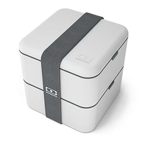 Monbento - MB Square - Lunchbox - Coton - 14x14x14 cm