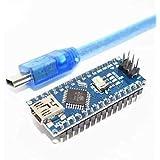 easy electronics Arduino Nano V3 with USB Cable