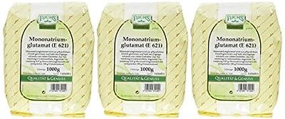 FUCHS Mononatriumglutamat, 3er Pack (3 x 1 kg) von FUCHS bei Gewürze Shop