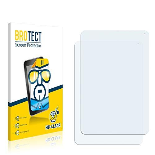 BROTECT Schutzfolie kompatibel mit Odys Neo Quad [2er Pack] klare Bildschirmschutz-Folie