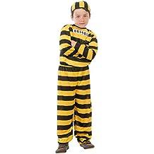 Disfraz de prisionero (7-9 años)