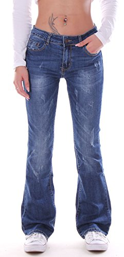 Style-Station24 -  Jeans  - Jeans boot cut - Donna Blu 1