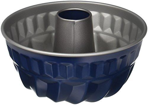 Kaiser Bundform Energy Gugelhupfform gute Antihaftbeschichtung 30% kürzere Backzeit gleichmäßige Bräunung durch optimale Wärmeleitung, Ø 22 cm