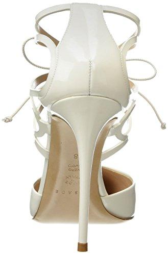 Casadei 1h031d, Chaussures à talons - Avant du pieds couvert femme Beige - Beige (LINO)