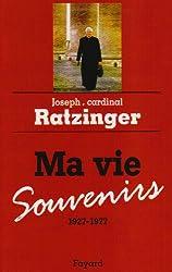 Ma vie - Souvenirs (1927-1977)