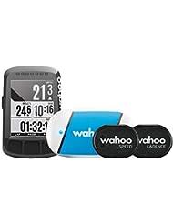 Wahoo Fitness ELEMNT Bolt GPS Bike Computter Bundle Mixte Adulte, Noir