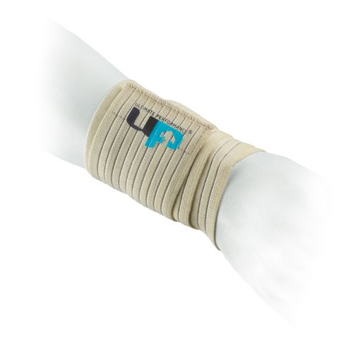 Ultimate Performance - Benda elastica riutilizzabile con funzione di sostegno per muscoli, tendini e legamenti, misura unica, lunghezza 68 cm