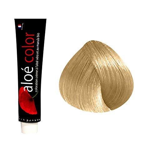 Beautélive Coloration crème à l'aloé véra et au marula Supers Éclaircissant, 900S : Très Blond Clair Avec ammoniaque, 100ml