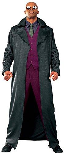 Matrix Morpheus Herrenkostüm, ()