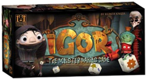 Igor: The Monster Making Game [importato da UK]