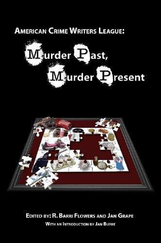 Murder Past, Murder Present Cover Image