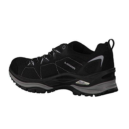 Lowa - Ferrox GTX Lo Chaussures Femmes noir/gris
