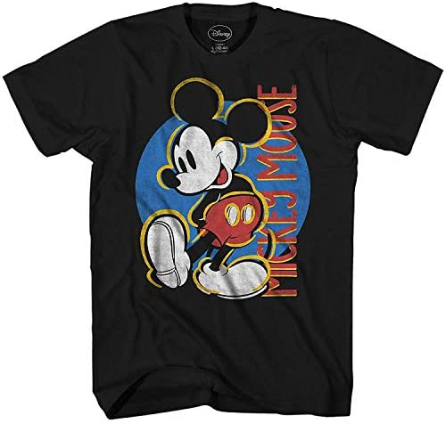 Disney Mickey Mouse Final Final Final Touches Disneyland World Tee Funny Humor Adult Mens Graphic T-Shirt (XXX-Large, nero) | Della Qualità  | Prese tedesche  | Outlet Store  | Negozio online di vendita  379e40