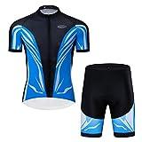 c44f0d3b2c23 logas Completo Ciclismo Uomo Estivo Maglia Ciclismo Maniche Corte Squadra  Professionale