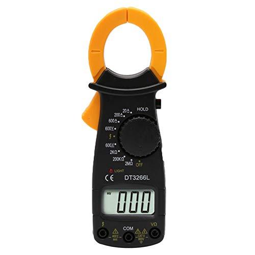 Digital DT3266L Digital Clamp Meter Multimeter Spannung Strom Widerstand Tester LS'D Tester präzise 400a Digital Clamp