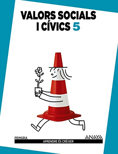 Valors Socials I Cívics 5 (Aprendre és créixer) - 9788467863734