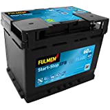 Fulmen - Batería para coche FL600 12V 60Ah 540A