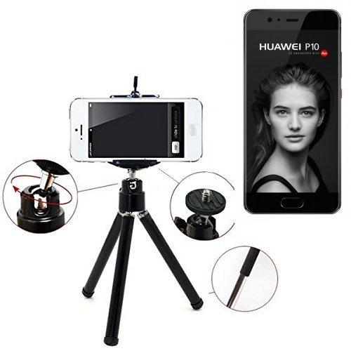Supporto Adattatore Universale per Selfie Cellulari Cavalletto Stativo Treppiedi