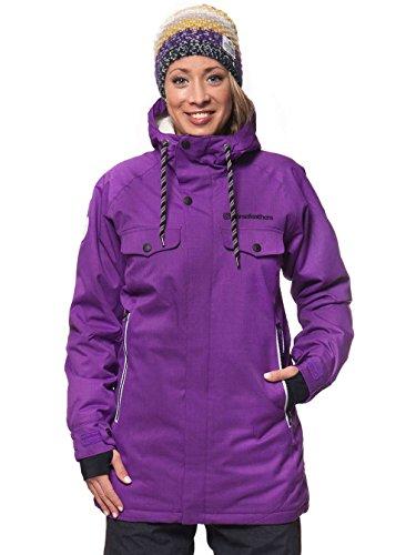 Horsefeathers mADDIE jACKET veste pour femme Violet - violet