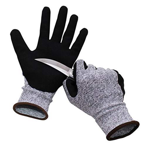Schnittschutzhandschuhe, Schutzhandschuhe, 5-stufiger Schneidschutz Für Schleif- Und Reparaturarbeiten