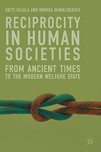 Reciprocity in Human Societies: From Ancient Times to the Modern Welfare State
