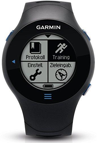 Garmin Forerunner 610 GPS-Laufuhr (Geschwindigkeits-/Streckenmessung, Touchscreen Bedienung) - 2