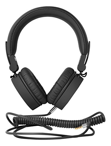 Fresh 'n Rebel On-Ear Kopfhörer - Caps On-Ear-Kopfhörer kabellos (Faltbares Design - Superweiche Ohrpolster, bequemer Bügel - 40 mm Lautsprecher) Grau