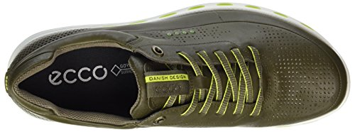 Ecco Cool 2.0, Sneakers Basses Homme Marron (Tarmac 1543)