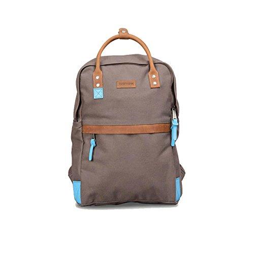 forbes-lewis-paddington-gris-damen-daypack-grau-gris-marron-et-bleu