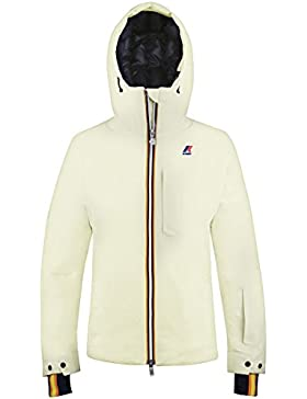 K-Way EDEN MICRO TWILL WHITE ANT