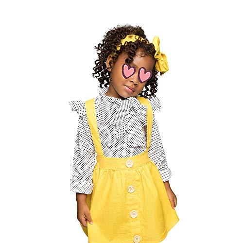 Dress Up Outfits Für Mädchen - Kleinkind Baby Mädchen Polka Dot Fly