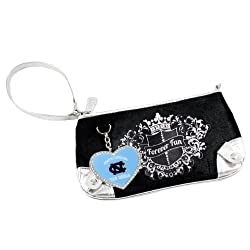 NCAA North Carolina Tar Heels Sport Luxe Fan Wristlet