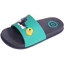 528b9281e KVbaby Zapatos de Playa y Piscina para Niños Suave Bañarse Chanclas para  Niña ...