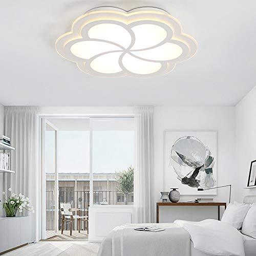 HviLit 24W / 32W / 48W / 64W LED Plafoniera moderna Fiore creativo Camera da letto for bambini Illuminazione a soffitto Corridoio Lampada da soggiorno Ferro da stiro in metallo Camera da letto in meta