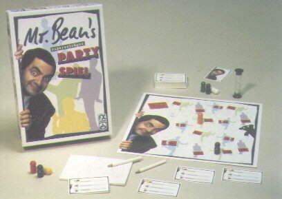 Preisvergleich Produktbild Mr. Beans's superschräges Party Spiel,