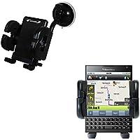 Blackberry Passport Alloggiamento per Parabrezza per Auto Alloggiamento Flessibile con Ventosa per Auto