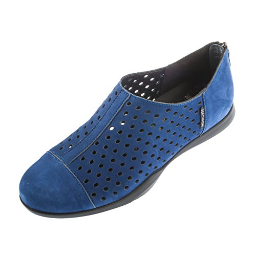 Mephisto Women, Damen Pumps Blau Blau