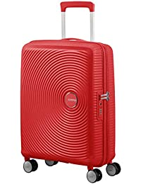 American Tourister Soundbox - Spinner Small Expandable Equipaje de Mano, 55 Centimeters