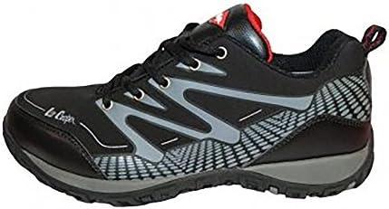 Lee Cooper Zapatillas de Seguridad con Cierre de Cordones Para Hombre
