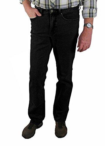 Paddocks Stretch Jeans Ranger schwarz black, Weite / Länge:48 / 34