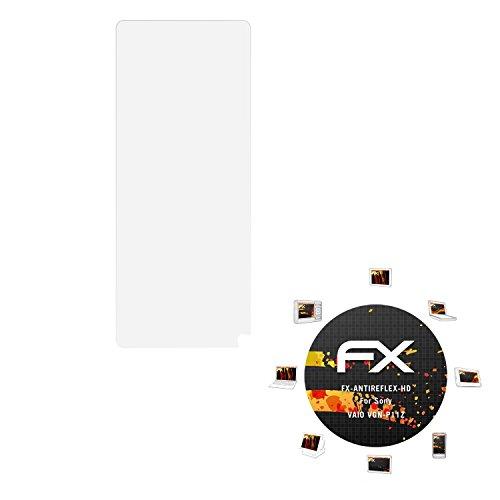 atFolix Schutzfolie kompatibel mit Sony VAIO VGN-P11Z Displayschutzfolie, HD-Entspiegelung FX Folie (2X)