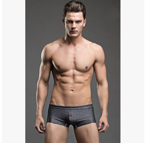 WYMBS All'intimo maschile low-rise Boxer boxer mutandine