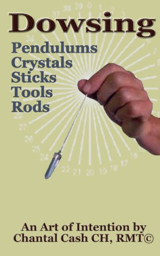Crystal Sticks (What is Dowsing? All about Pendulums, Crystals, Sticks, Tools, Rods and more! (English Edition))