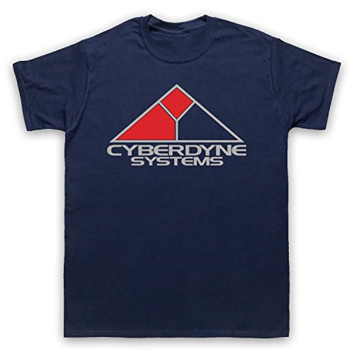 Terminator Cyberdyne Systems Mens T-Shirt. Choice of Colours