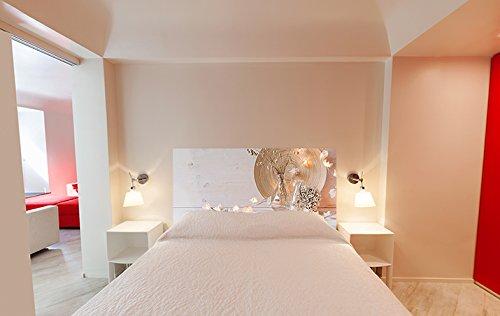 Cabecero PVC jarrones| Varias Medidas 150x60cm | Facil colocacion | Decoracion Habitación...