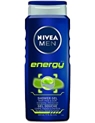Nivea Men Energy Shower Gel, 500ml