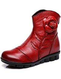 Meses Botas Últimos Tres Zapatos es Goma Zapato Suela Amazon qT7Ywz