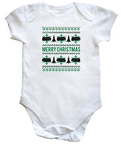 HippoWarehouse - Body - Bébé garçon - blanc - nouveau-né